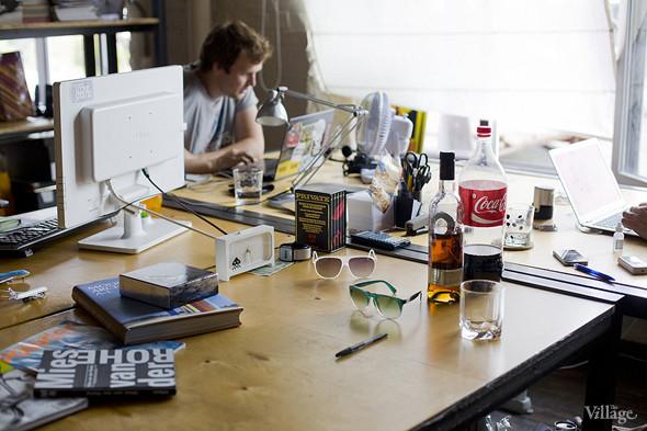 Офис недели: Production Ru и Egonomics. Изображение № 4.