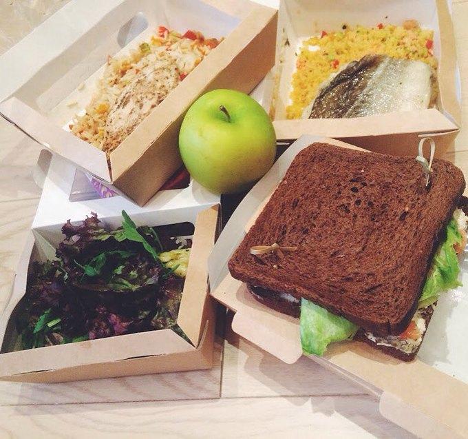 В Москве появился сервис доставки комплексного питания для людей, ведущих здоровый образ жизни. Изображение № 1.