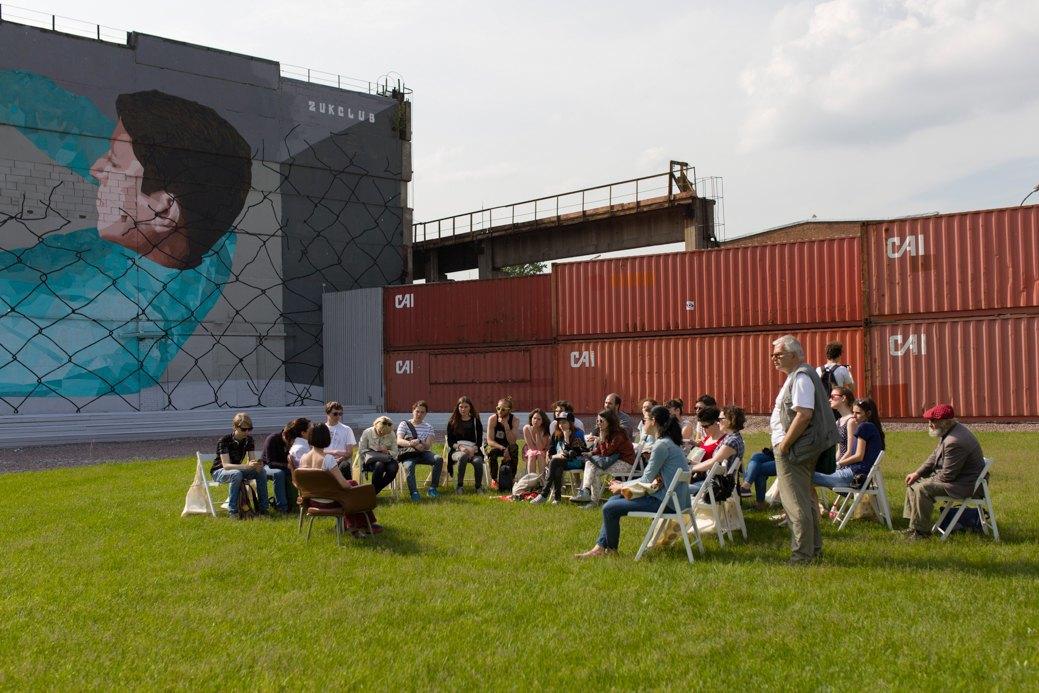 Что происходит с Музеем стрит-арта вновом сезоне. Изображение № 2.