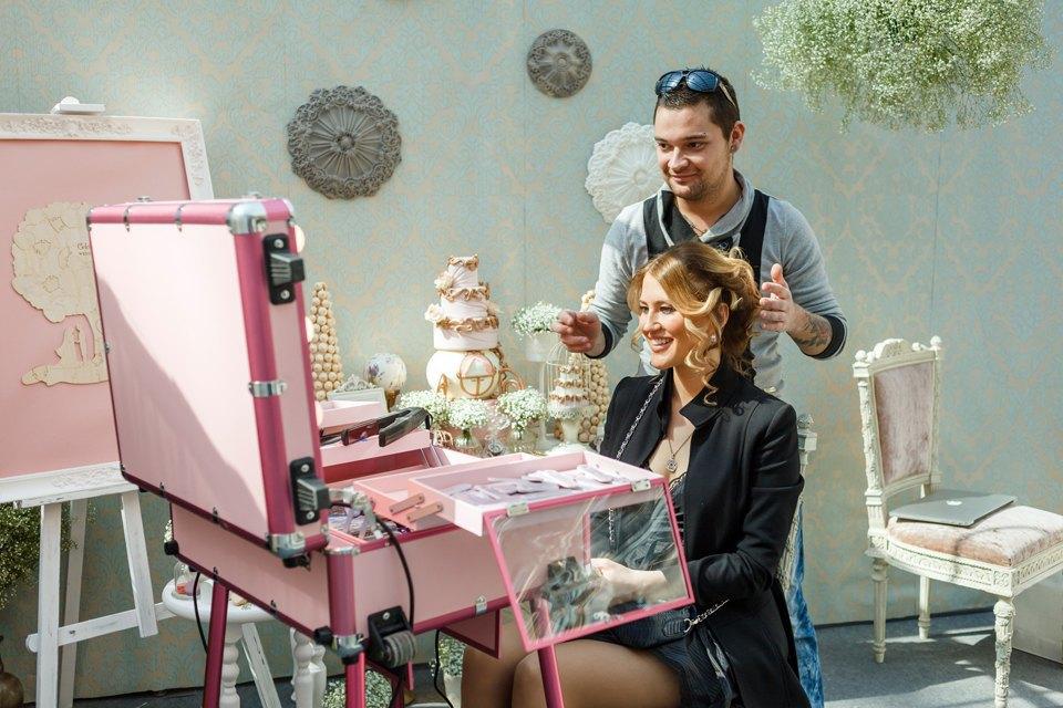 Как Наталья Берег открыла салон красоты по вызову PeggySue. Изображение № 8.