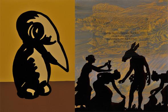 Современные художники иллюстрируют сон про ослика. Изображение № 3.