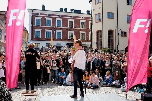 Как норвежские феминистки создали свою политическую партию. Изображение № 3.