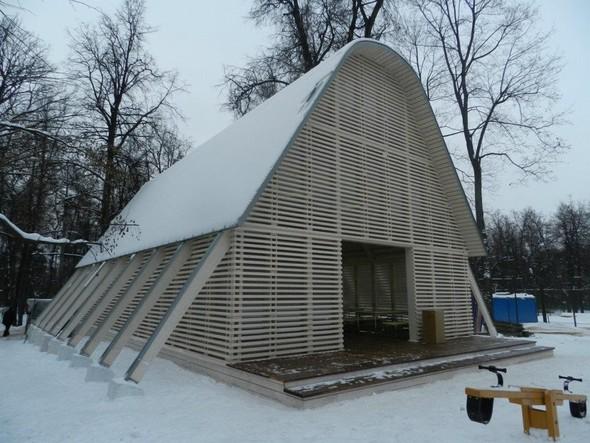 В Нескучном саду открылся шахматный клуб «Белая ладья». Изображение № 3.
