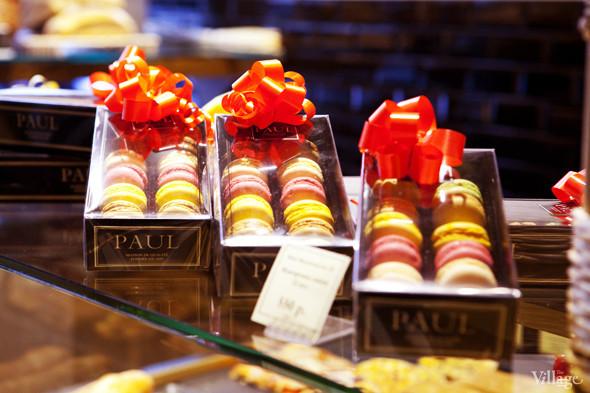 Новое место: кафе и пекарня Paul. Изображение № 5.