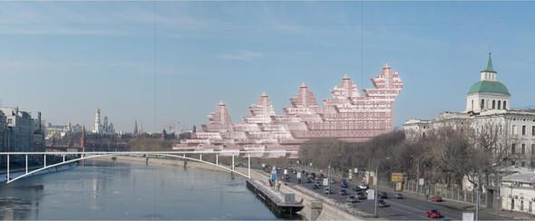 Москомархитектура выбрала 118 проектов парка в Зарядье. Изображение № 10.