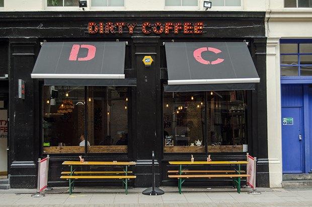 Кофейня в Хокстоне, Лондон. Изображение № 2.