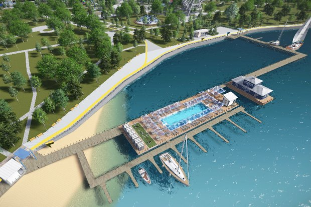 Планы реконструкции парка «Северное Тушино». Изображение № 11.