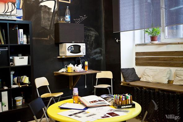 Офис недели (Петербург): PaintPoint. Изображение № 17.