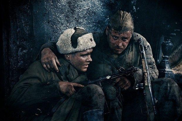 Иностранцы смотрят кино про Великую Отечественную войну. Изображение № 6.