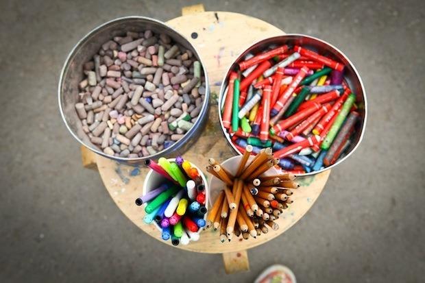 Занятия в студии «Хочу рисовать!». Изображение № 33.