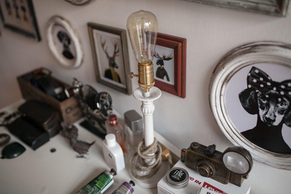 Квартира в историческом центре для молодой пары. Изображение № 10.