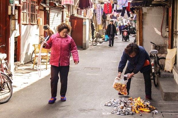 Часть целого: Старый город вШанхае. Изображение № 19.
