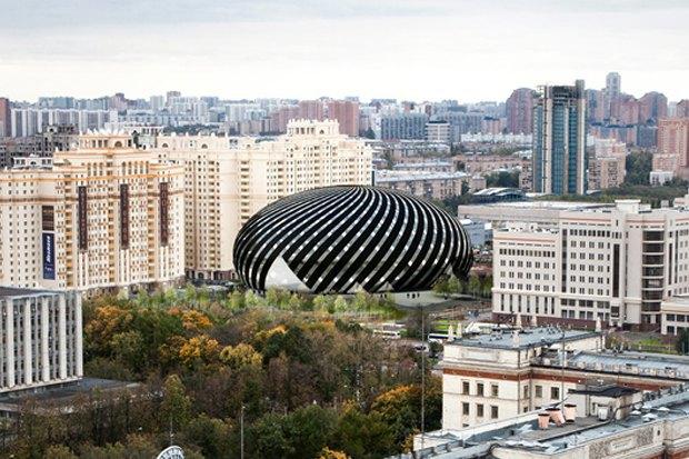Итоги недели: Реконструкция Кругового депо, Московский марафон и сеть дайнеров Johnny Rockets. Изображение № 2.