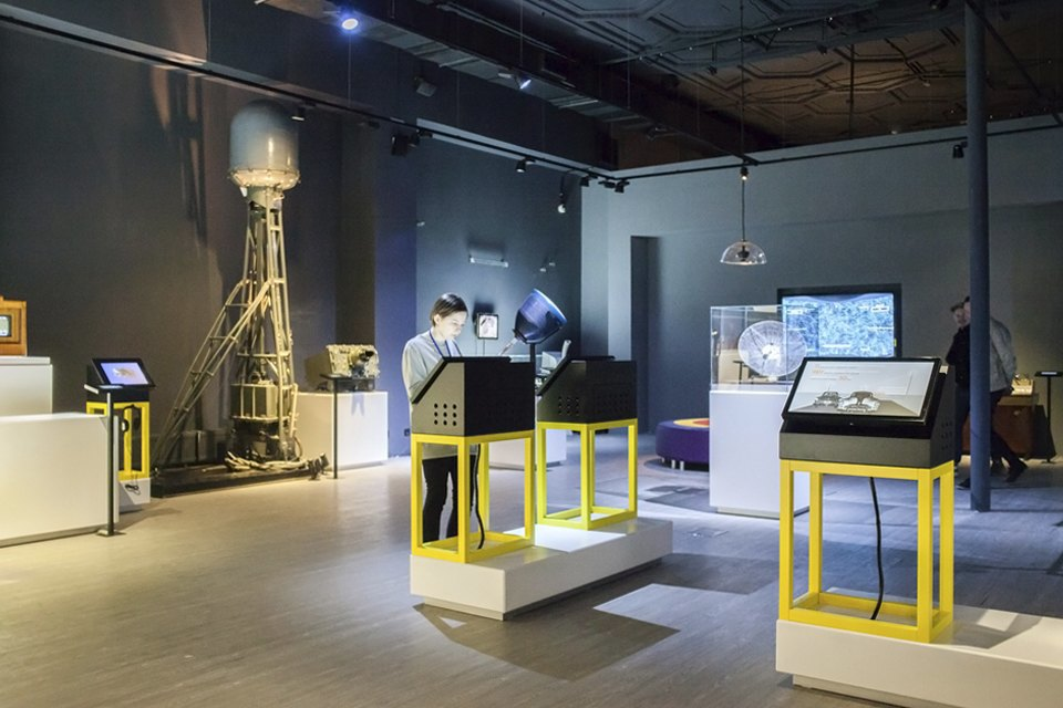 Экспозиция Политехнического музея наВВЦ. Изображение № 2.