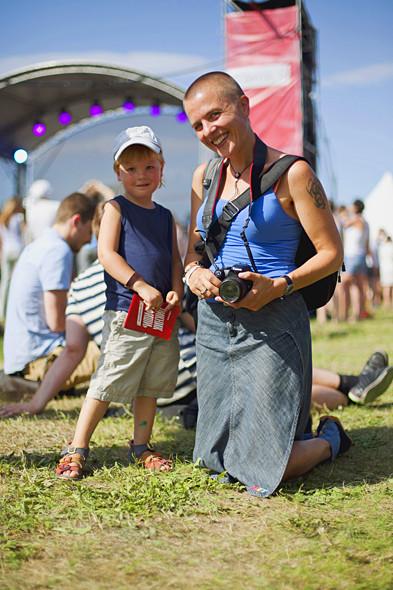 Родители с детьми на пикнике «Афиши». Изображение № 5.