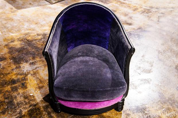 Кресло Deco Tub, Hollywood Glamour — 58380 рублей. Изображение № 19.