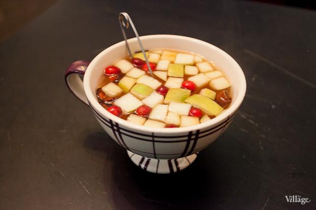 Чай с яблоком и клюквой — 121 рубль. Изображение № 18.