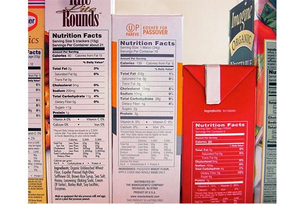 Nutrition facts — узнаваемый стандарт для информации о пищевой ценности продукта. . Изображение № 31.