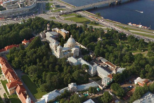 «Яндекс» снял панорамы Петербурга с воздуха. Изображение № 3.