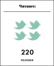 Меньше слов, больше дела: Твитеры петербургских чиновников. Изображение № 51.
