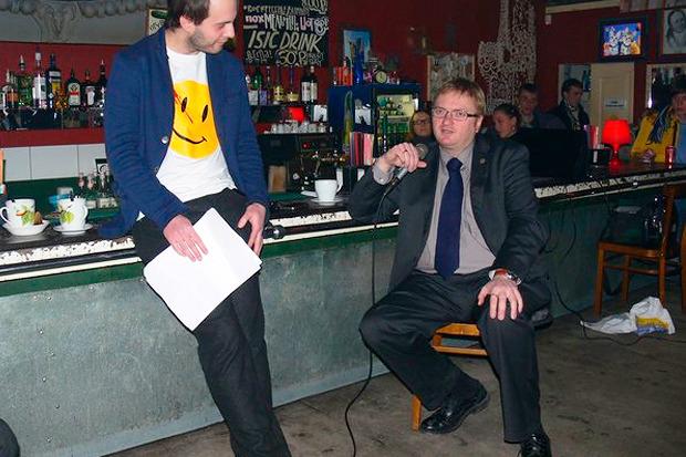 Дебаты в клубе «Бермуды». Изображение № 5.