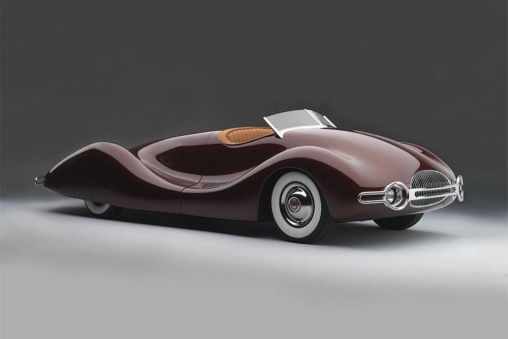 Фото дня: Футуристические автомобили на выставке Dream Сars. Изображение № 5.