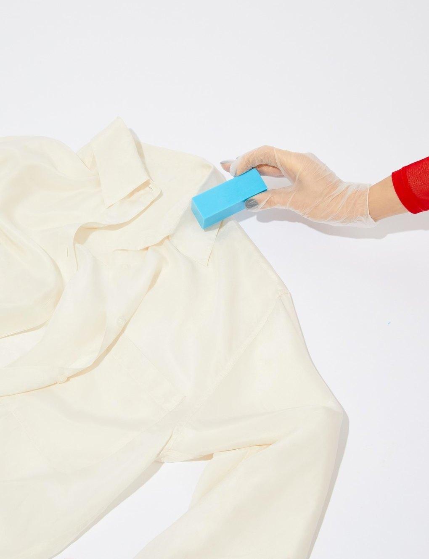 Как и чем можно стирать вещи из натурального шелка