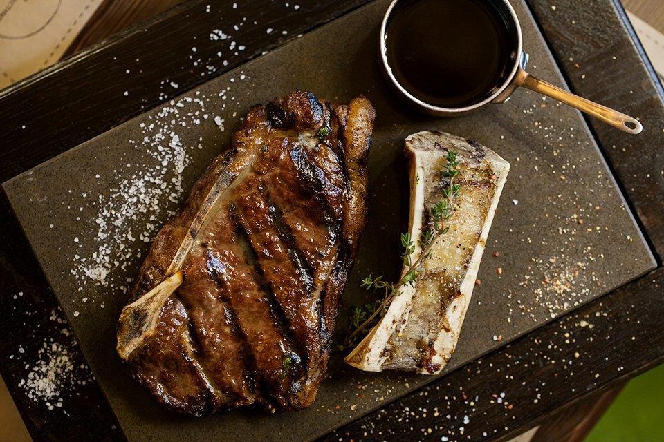Ресторан «Гирлянда Steak Shop&Show» наРубинштейна . Изображение № 14.