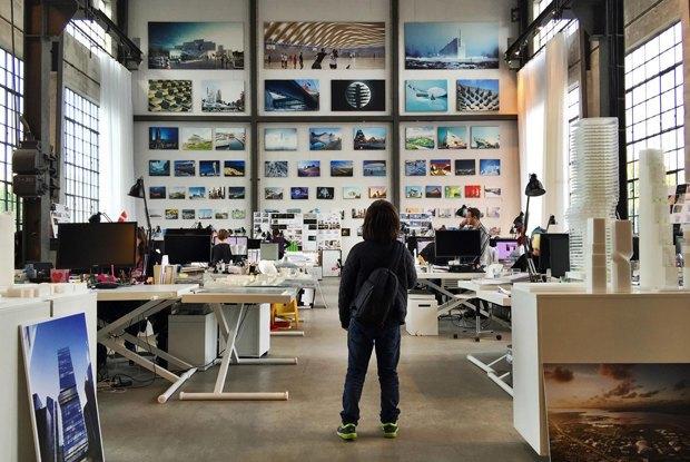 Офис BIG - Bjarke Ingels Group Фотография:: Facebook.com/bjarke.ingels.group  . Изображение № 7.