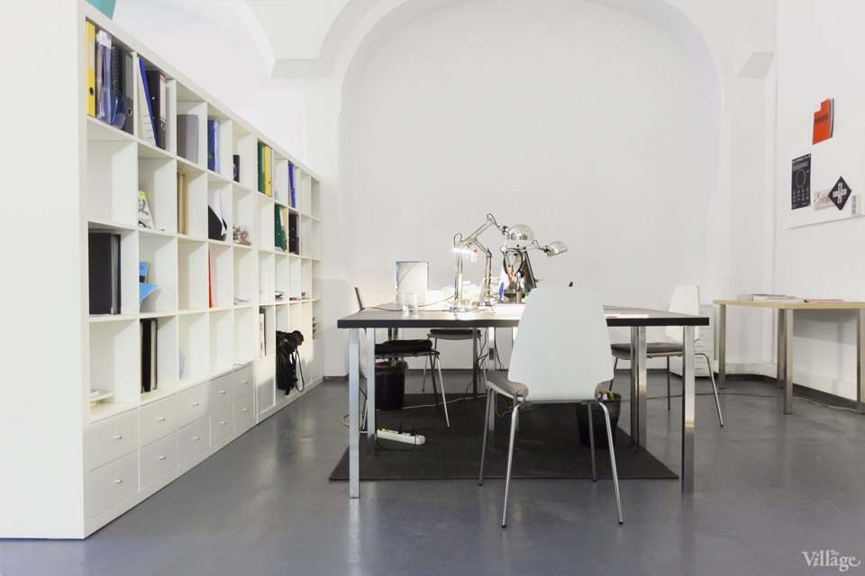 Интерьер недели (Петербург): Офис биеннале современного искусства Manifesta 10. Изображение № 2.