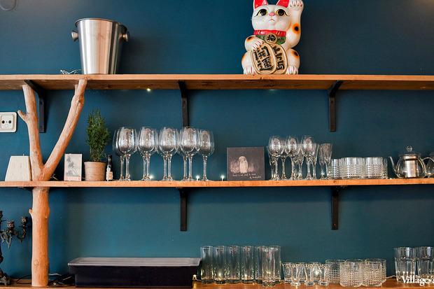 Новое место (Петербург): Кафе-бар Wood. Изображение № 22.