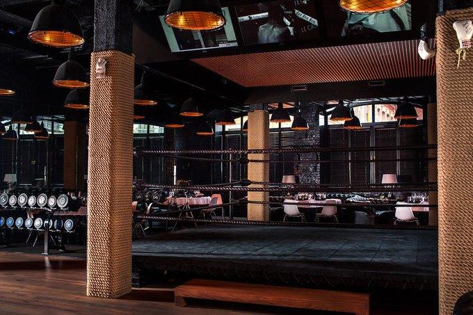 На «Трёхгорной мануфактуре» открылся ресторан Симачёва Hooligan. Изображение № 2.