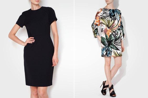 Платье Acne за 13440 рублей со скидкой 30 % и платье  Ruban за 5880 рублей со скидкой 30 %. Изображение № 20.