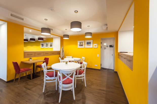 Нанабережной Фонтанки открылось итальянское кафе LaCelletta . Изображение № 2.