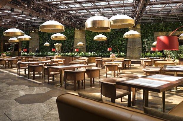 Кафе Silver Panda иRight Bite, пивной бар «Пивотека 465» иресторан «Прекрасное общество»  . Изображение № 4.