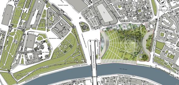 Москомархитектура выбрала 118 проектов парка в Зарядье. Изображение № 40.