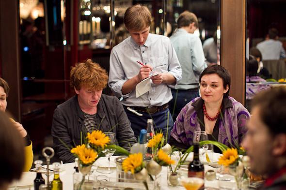 Разговоры на ужине: Дети в Москве. Изображение № 12.