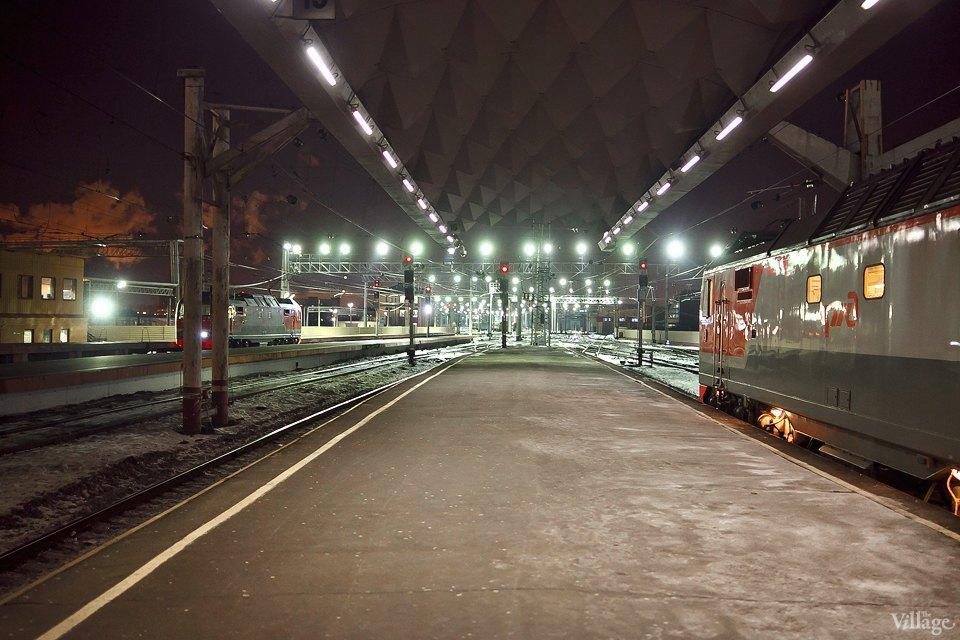 Люди в городе: Последний воскресный поезд Петербург — Москва. Изображение № 3.