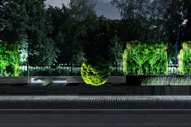 Как будет выглядеть обновлённый парк наРуставели. Изображение № 5.