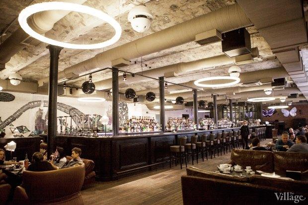 Новое место: Кафе, бар и магазин WT4. Изображение № 1.