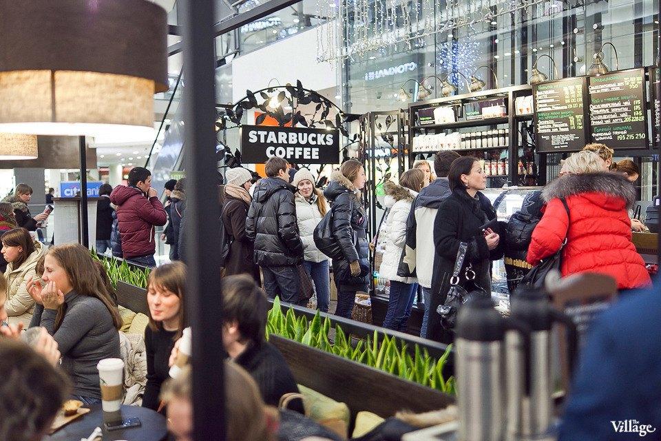 Люди в городе: Первые посетители Starbucks вСтокманне. Изображение № 3.