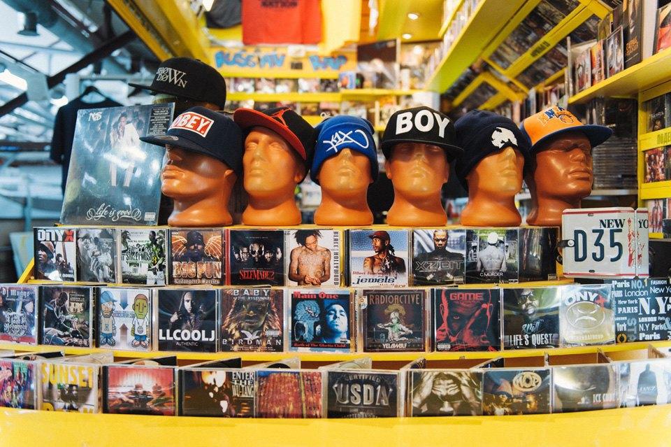 Последние музыкальные магазины— освоём будущем. Изображение № 10.