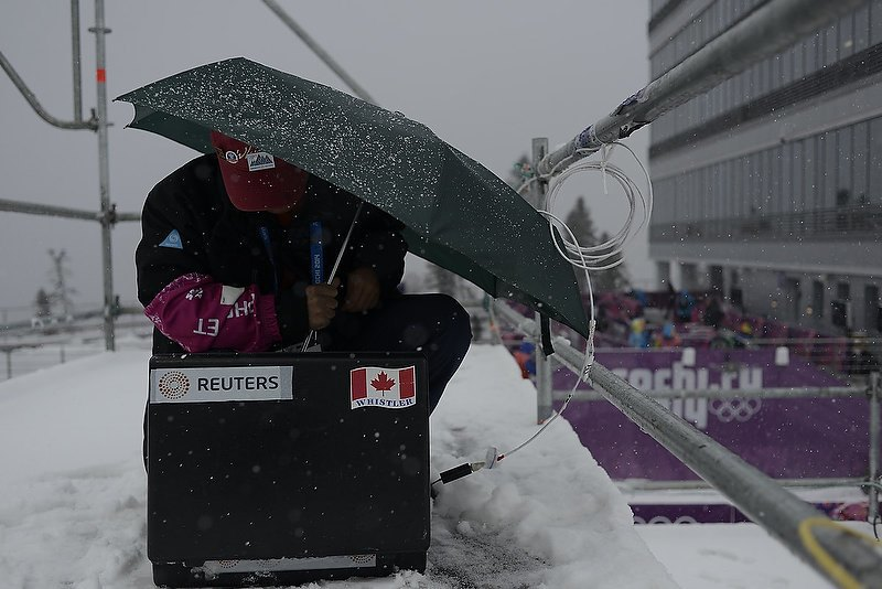 Лента Мёбиуса: Кто создаёт медиашум вокруг Олимпиады. Изображение № 5.