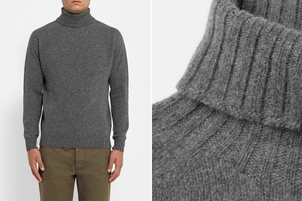 21 тёплый икрасивый мужской свитер. Изображение № 12.