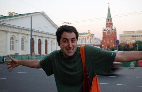 Итоги сезона: Туристы вМоскве. Изображение № 3.