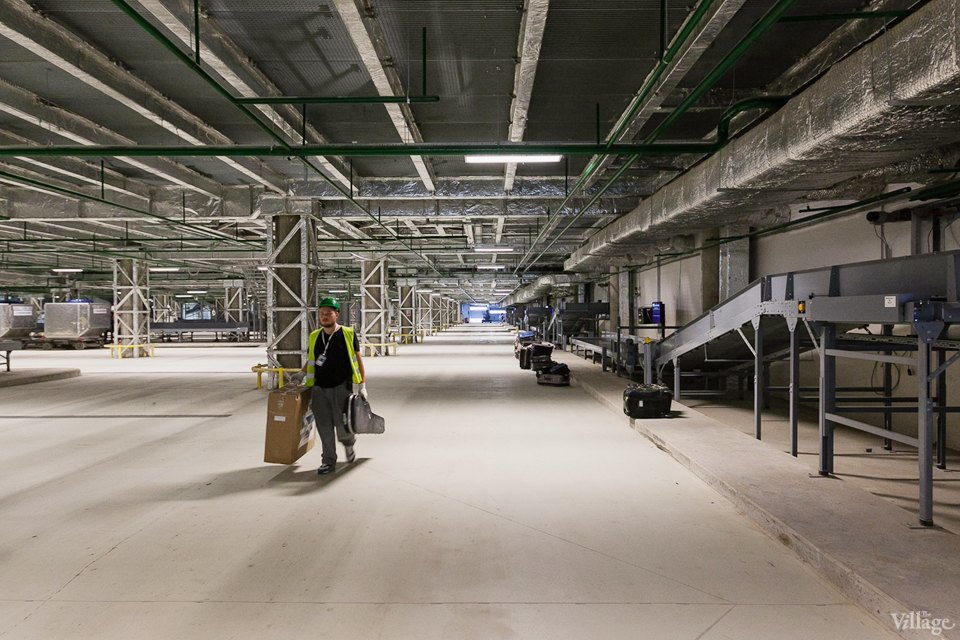 Тест The Village: Как работает новый терминал аэропорта Пулково. Изображение № 28.