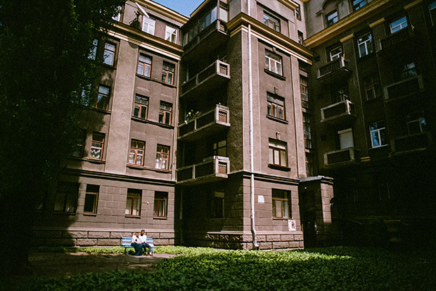 Вторая Poloвинка: Русалия и Антон Або . Изображение № 23.