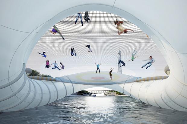 Иностранный опыт: 8 фантастических городских проектов. Изображение № 22.