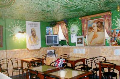Ни рыбы, ни мяса: 9 вегетарианских кафе в Петербурге. Изображение № 20.