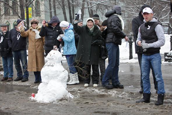 Близкое окружение: Участники акции «Белый круг» о проблемах Москвы. Изображение № 54.